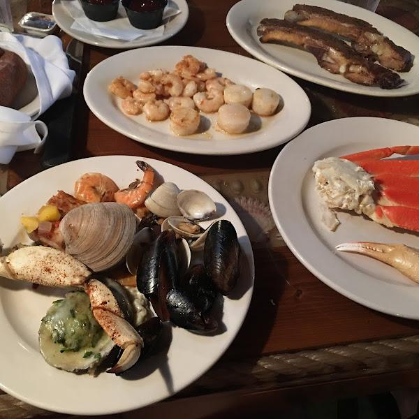 Best Seafood Restaurants Surfside Beach