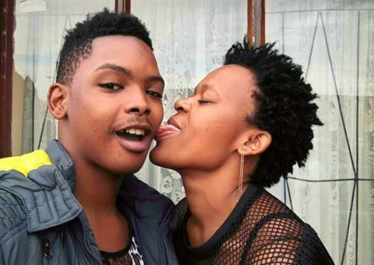 Zodwa is smitten with her boyfriend and says she has learnt not to control everything.