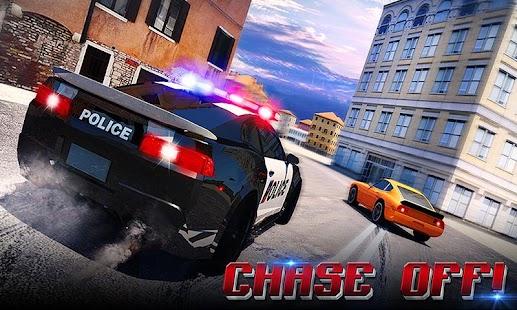 Police Chase Adventure sim 3D Imagen do Jogo