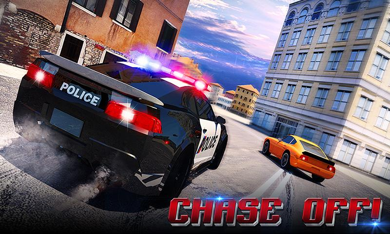 Police Chase Adventure sim 3D APK Cracked Free Download