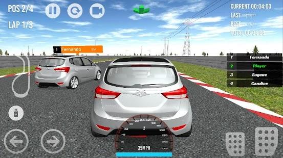 Accent-i20-Santa Cross Racing for PC-Windows 7,8,10 and Mac apk screenshot 2