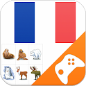 French Game: Word Game, Vocabulary Game icon