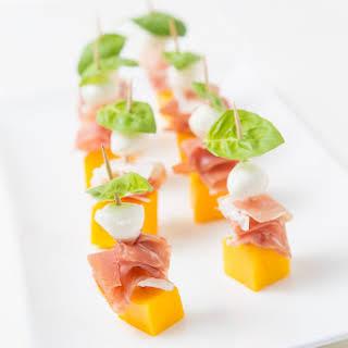 Parma Ham Appetizers Recipes.