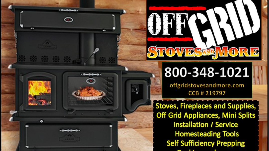 Off Grid Stoves & More - Heating and Self Sufficiency Online