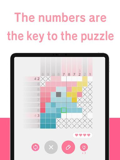Logic Art - Simple Puzzle Game  screenshots 9