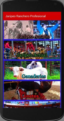 Jaripeo Ranchero Profesional