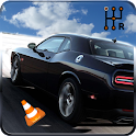 Real Manual Car Simulator 3D icon
