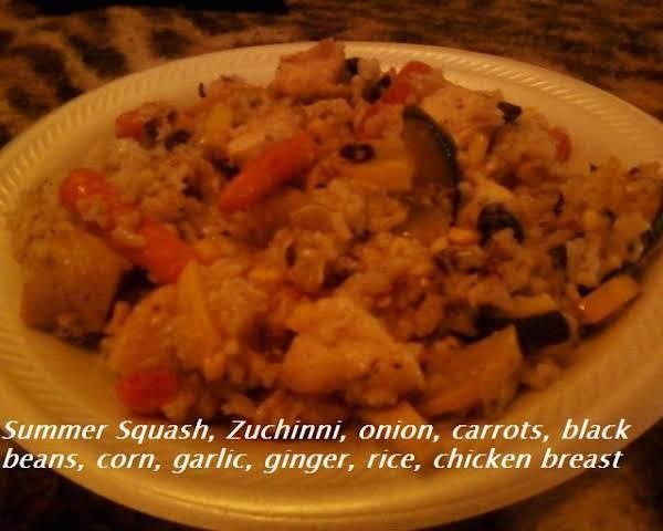Stir Fried Rice American Alternative Recipe