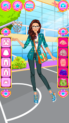 High School Dress Up For Girls APK screenshot thumbnail 16