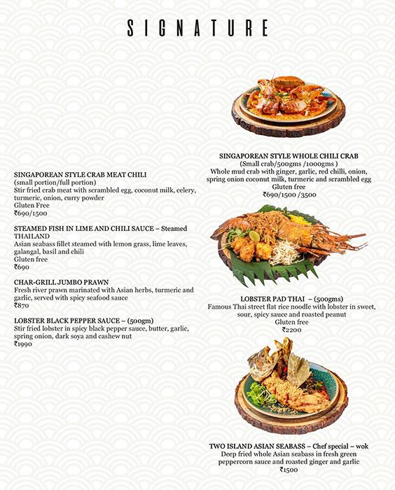 Shibuii menu 15