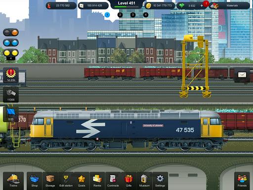 Train Station: Train Freight Transport Simulator 1.0.67.137 screenshots 6