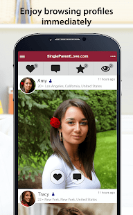 SingleParentLove - Single Parent Dating App- screenshot thumbnail