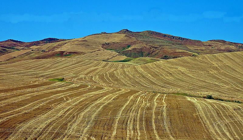 Colline in Sicilia di FransuaR