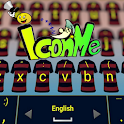 Barcelona IconMe Keyboard icon