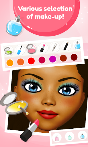 Princess Hair & Makeup Salon apktram screenshots 4