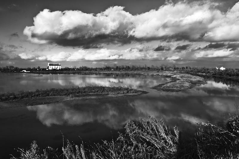 Nuvole su Lio Piccolo di giovanni_durigon