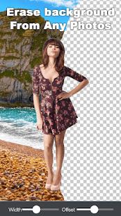 Photo background eraser-Remove,Change Background - náhled