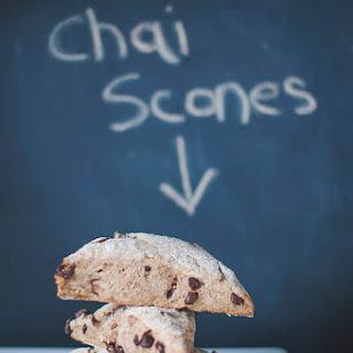 Chai Scones