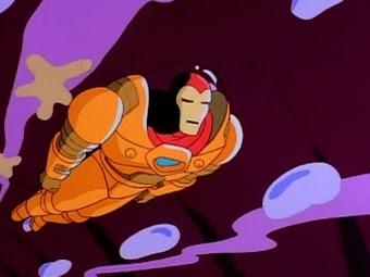 Iron Man, on the Inside