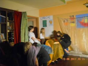 """Photo: 13 VI 2011 roku  - kolejne sceny """" Dziadka  do orzechów """""""
