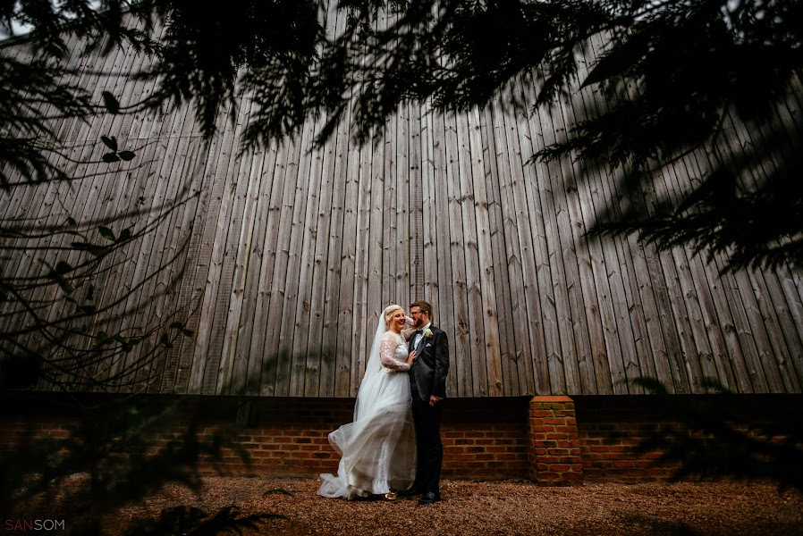 Wedding photographer Verity Sansom (veritysansompho). Photo of 28.12.2016