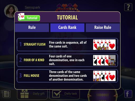 Hong Kong Poker android2mod screenshots 14