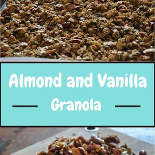 Almond and Vanilla Granola Recipe
