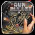 Gun and Bullet Gravity keyboard