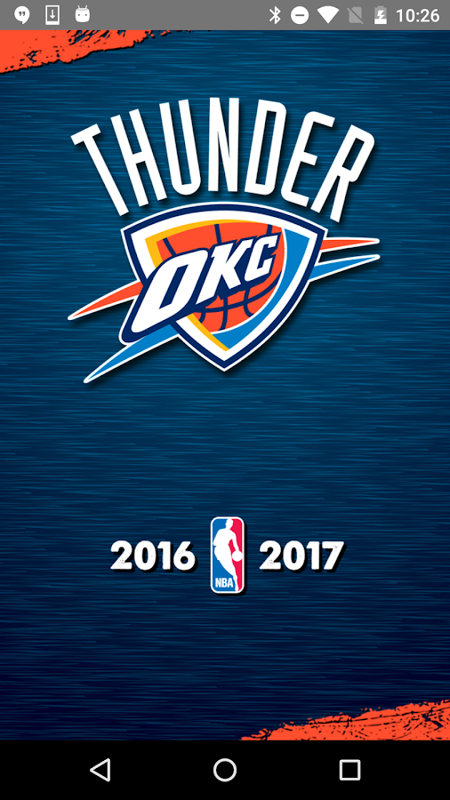 Oklahoma City Thunder- screenshot