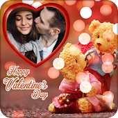 Happy Valentines Day Image Editor and Frames Maker