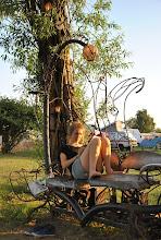 Photo: Le banc des amoureux