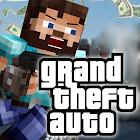 Craft Theft Auto for Minecraft PE - GTA MCPE