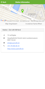 Zurich Free Bike Rental- screenshot thumbnail