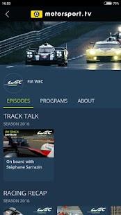 Motorsport.tv - náhled