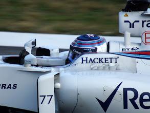 Photo: Valtteri Bottas - Williams Martini Racing