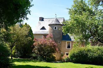 manoir à Sable-sur-sarthe (72)