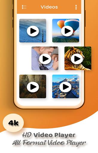 4K HD Video Player - All Format Video screenshot 6