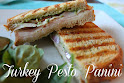 P8) Turkey Pesto Panini