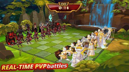 Warfare Chess  {cheat|hack|gameplay|apk mod|resources generator} 4