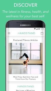 Handstand - náhled