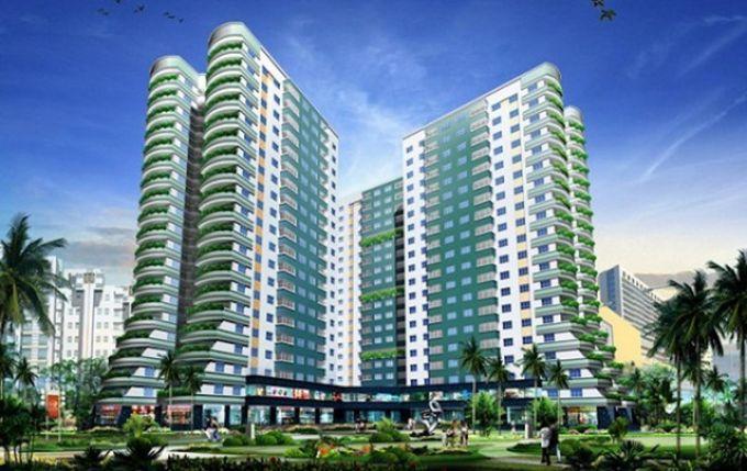 Tổng quan thiết kế chung cư cao ốc xanh quận 9