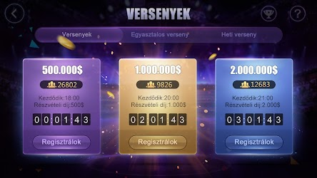 Póker Magyarország HD APK Download – Free Card GAME for Android 6