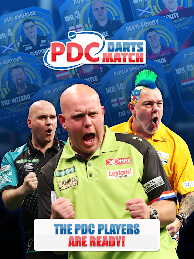 PDC Darts Match  screenshots 11