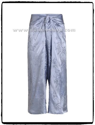 กางเกงนอน กางเกงผู้ชาย กางเกงแพรจีน กางเกงใส่สบาย ของขวัญแฟน