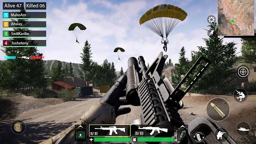 Royale Battleground War: Free Fire Firing Squad 0.0.1e screenshots 2