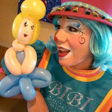 Photo: Bibi the clown is great for Princess Birthday parties. Call to book Bibi today: 888-750-7024
