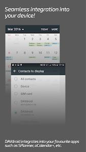 DAVdroid – CalDAV/CardDAV Sync v1.2.3-gplay