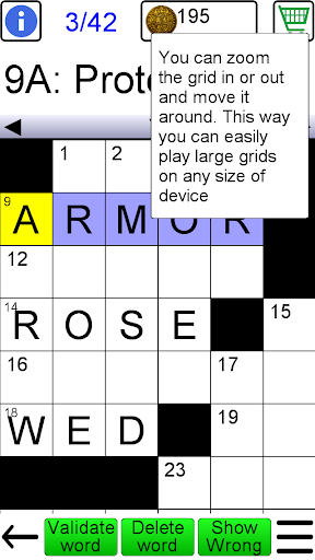 Crossword painmod.com screenshots 6