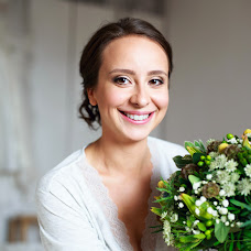 Wedding photographer Mikhail Ershov (mikhailershov). Photo of 11.08.2016