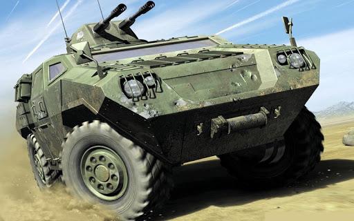 軍用トラックHD